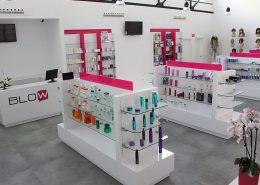 Pelucas en Madrid tienda