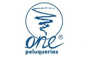 Logotipo Peluqueria One