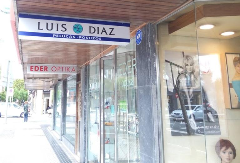 Pelucas en San Sebastián - Luis Díaz