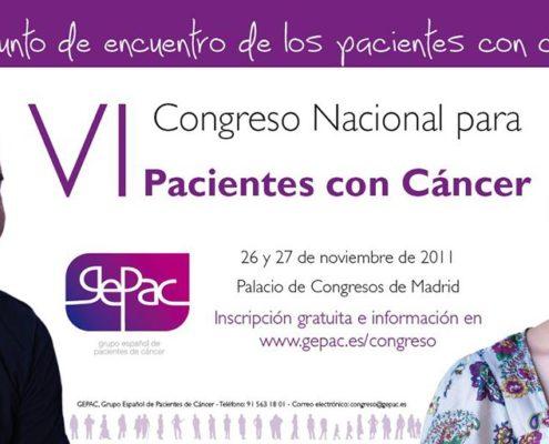 congreso nacional pacientes con cancer