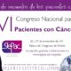 congreso nacional pacientes con cancer