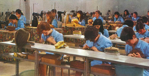 Natura Hair Systems fábrica