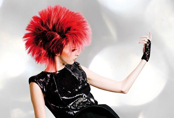prepara tu pelo para el carnaval