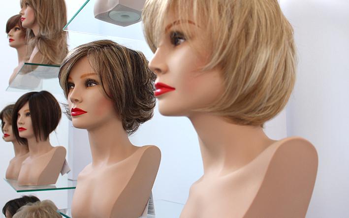 peluca para quimio