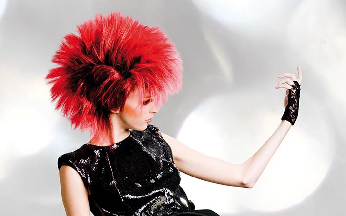 pelucas fantasia para espectaculos