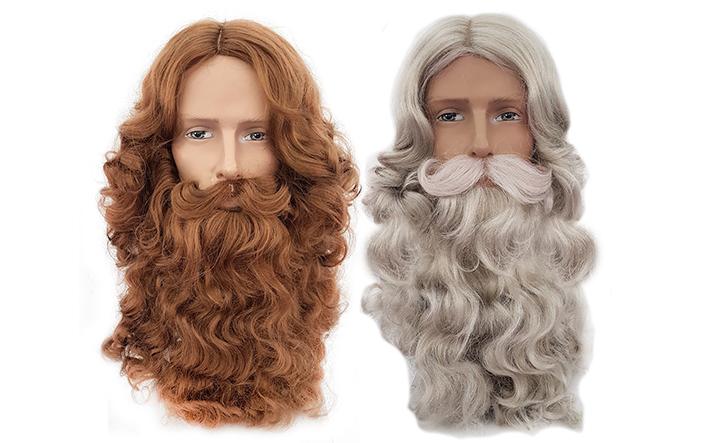 pelucas fantasia imagenes religiosas