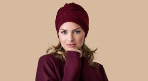 turbantes para pelo invierno
