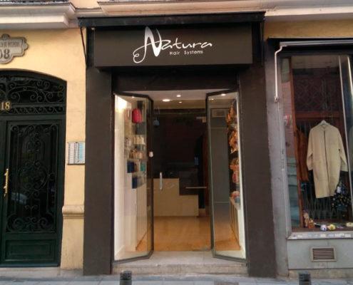 nueva tienda de pelucas en madrid centro