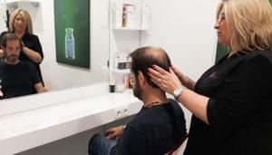 primera visita natura hair systems caida pelo
