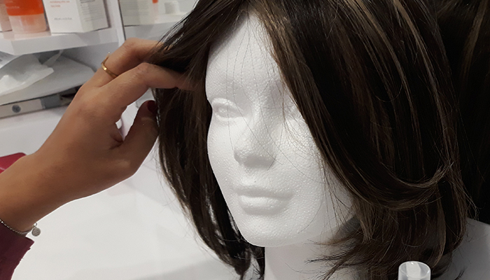 son las pelucas naturales para mi