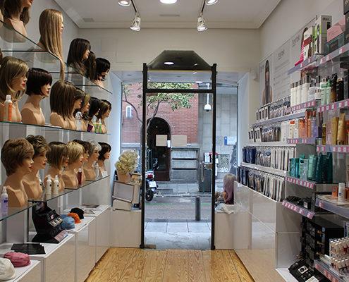 tienda pelucas en madrid centro