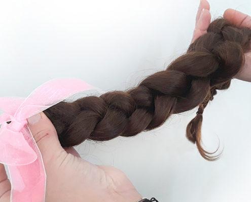 dona tu pelo en verano