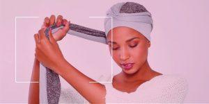 como elegir turbante oncologico