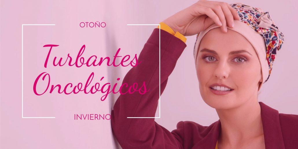 turbantes oncológicos para el otoño