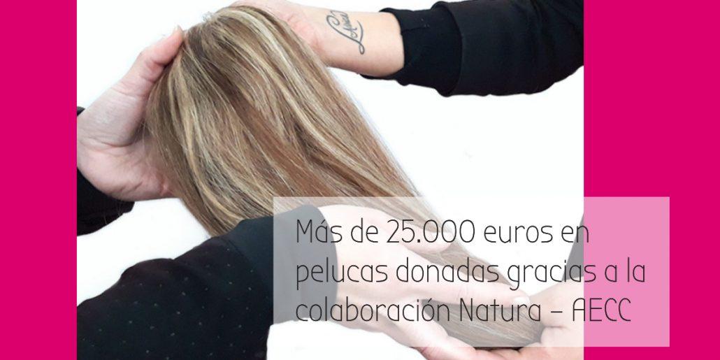 25000 pelucas donadas