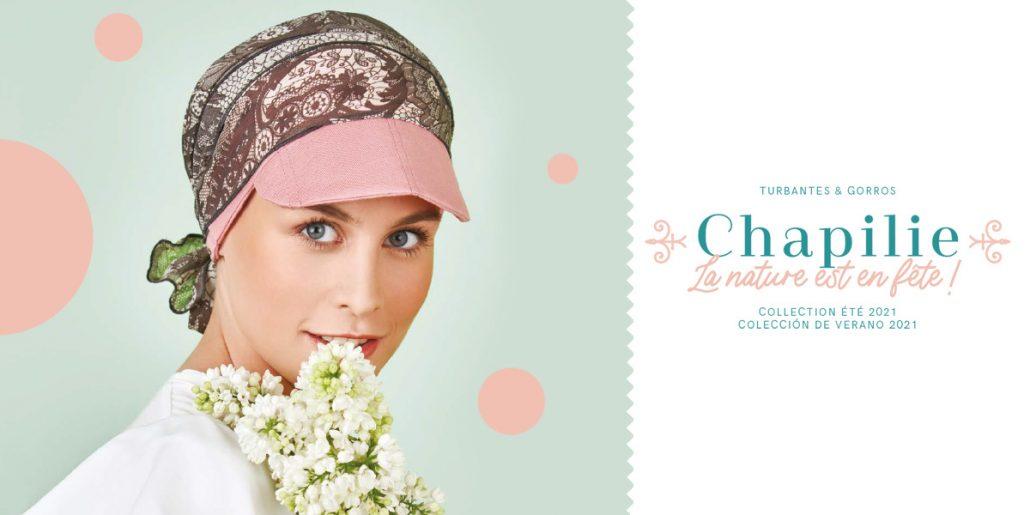 descubre nueva coleccion turbantes oncologicos